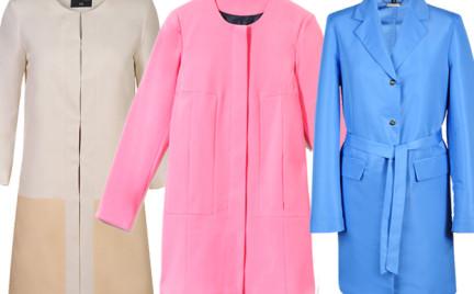 Kupujemy: wiosenny płaszcz