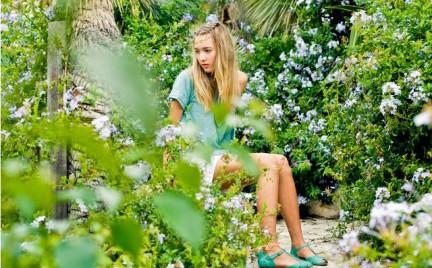 Lilimill: buty słodkie jak wata cukrowa