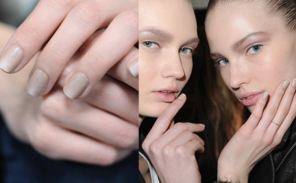 Hit sezonu: piaskowy manicure