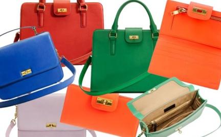 Odrobina luksusu: torebki i portfel Edie
