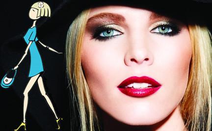 Kosmetyczna Agentka: makijażowy back to school
