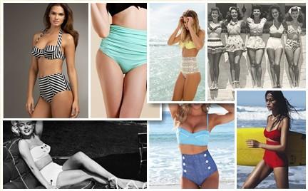 Plażowa moda: duże majtki