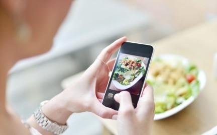 Snobka w mieście: pierwsza restauracja pay-by-picture