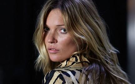 Ścigana przez paparazzi Kate Moss. Zobacz kampanię Gucci