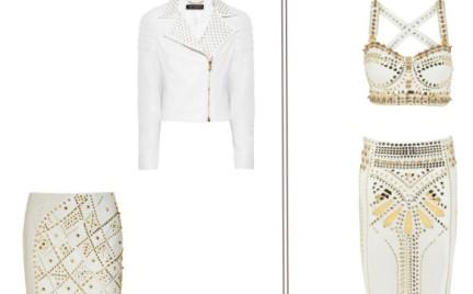 Drożej taniej: komplet Versace