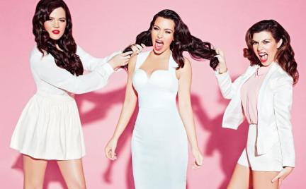 Nowa kolekcja sióstr Kardashian dla Dorothy Perkins