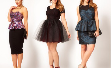 Asos dba o kobiece kształty: propozycje karnawałowe