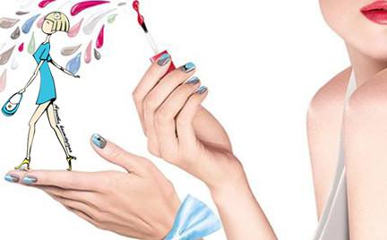 Kosmetyczna Agentka: wiosenne trendy i historia lakierów do paznokci
