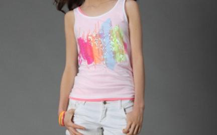 Musisz to mieć: neonowe koszulki Promod