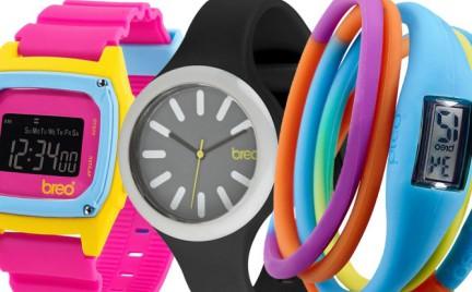 Zegarki Breo: odśwież swój look