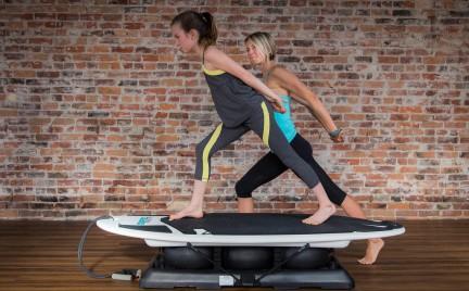 Trend w fitnessie: Surfset czyli surfing w czterech ścianach