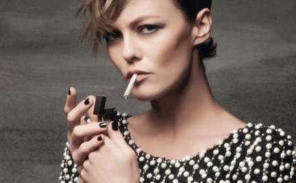 Vanessa Paradis okiem Karla Lagerfelda