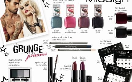 Linia tygodnia: Kolekcja jesienna Grunge Princess Misslyn