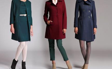 Jesienno - zimowe płaszcze z Top Secret
