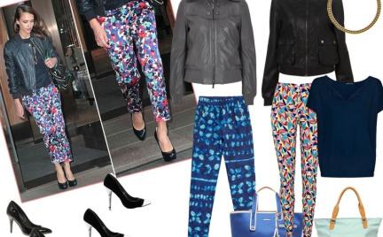 W stylu gwiazdy: Jessica Alba