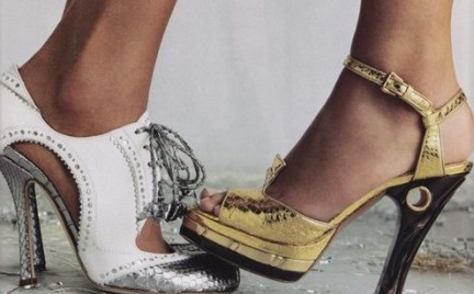 Kupujemy: karnawałowe buty