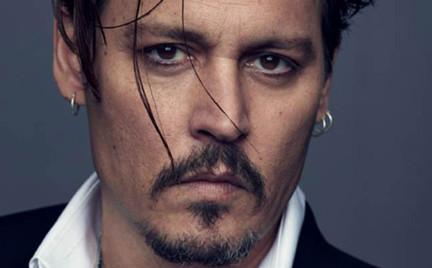 Johnny Depp w kampanii Dior