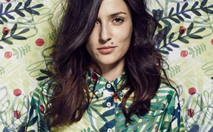 Eleonora Carisi for Zalando czyli mocna dawka wiosennej zieleni