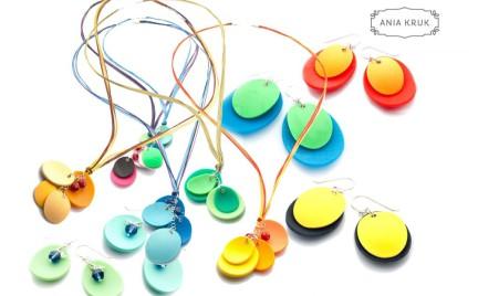Moc koloru w kolekcji Kakadu marki Ania Kruk
