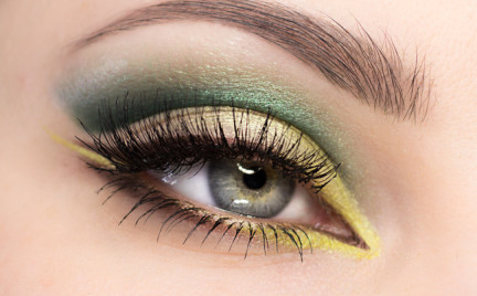 Makijaż: Green Power