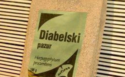 Tajemnice kosmetyków: diabelski pazur