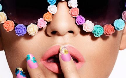 Nowość Ciate: Flower manicure
