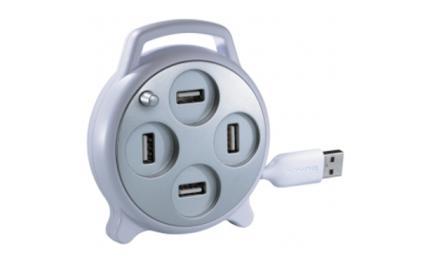 Rozgałęziacz USB Haspel