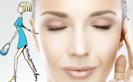 Kosmetyczna Agentka: makijaż brwi i oczu