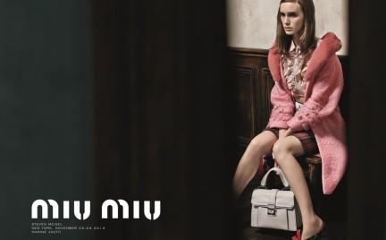 Reklama Miu Miu zakazana. Modelka wyglądała zbyt młodo