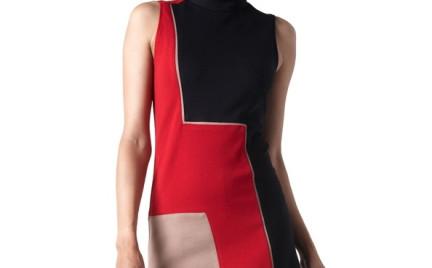 Musisz to mieć: sukienka w graficzne wzory Promod