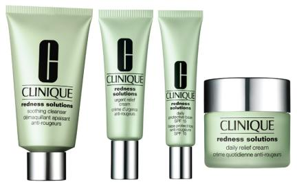 Clinique Redness Solutions z technologią probiotyczną