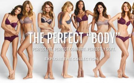 Victoria s Secret pod ostrzałem krytyki za plakat z idealnymi ciałami