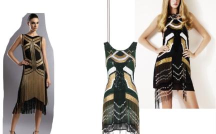 Drożej taniej: sukienka Gucci w stylu lat 20.