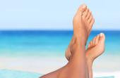 Jak dbać o stopy latem