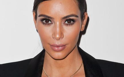 Sekret opalenizny Kim Kardashian