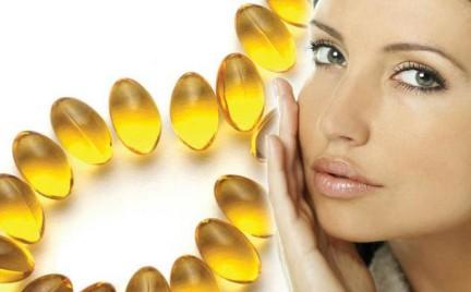 Olej rybny dla pięknej cery i zdrowych włosów