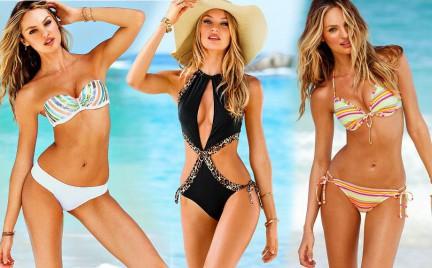 Letnie przygotowania: na plażę w strojach Victoria s Secret
