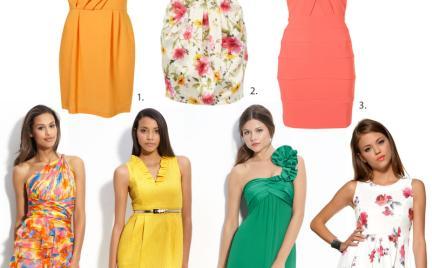 Kupujemy: krótkie letnie sukienki