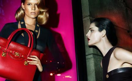 Jesienno-zimowa kampania Versace