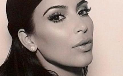 Snobka bierze ślub: makijaż w stylu Kim Kardashian