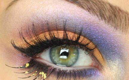 Makijaż: ekstrawagancja i kolor