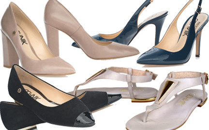 Kolekcja butów Ochnik
