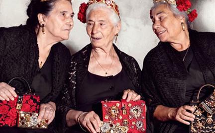 Ole Zobacz fantastyczną sesję Dolce Gabbana
