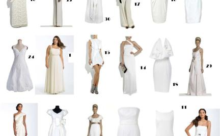 Kupujemy: suknie ślubne