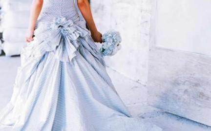 Snobka bierze ślub: nowe trendy w kolorystyce kreacji