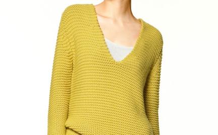 Jak Ci się podobają: swetry Zara