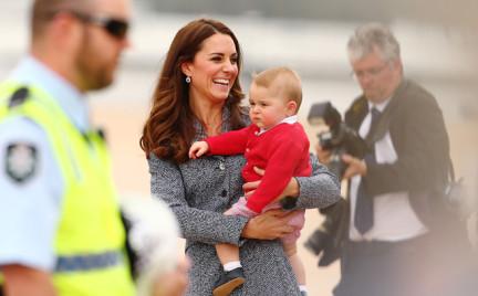 Kate Middleton spodziewa się drugiego dziecka