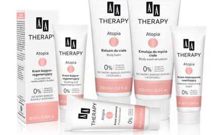 Kosmetyk tygodnia: AA Therapy Atopia