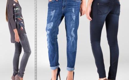 Nowa kolekcja jeansów Stadivarius
