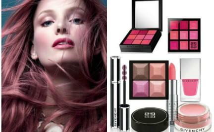 Linia tygodnia: Over Rose wiosenna kolekcja Givenchy